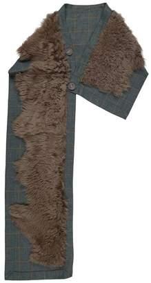Karl Donoghue Oblong scarf
