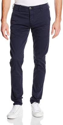 Selected Men's SHOne Luca Pants Size 98% cotton and 2% elastane.