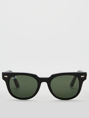 366aa9f821 Ray-Ban Thick Square Sunglasses - Black