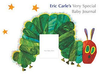Penguin Books Eric Carle's Very Special Baby Keepsake Journal