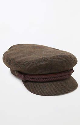 Brixton Moss Fiddler Fisherman Hat