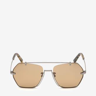 2c6935c1f284 Mens Light Brown Sunglasses - ShopStyle UK