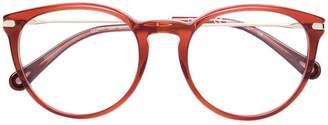 Chloé Eyewear oversized frame glasses