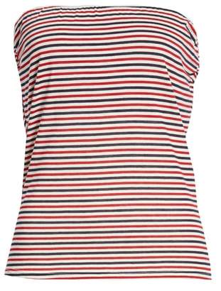 Socialite Stripe Tube Top