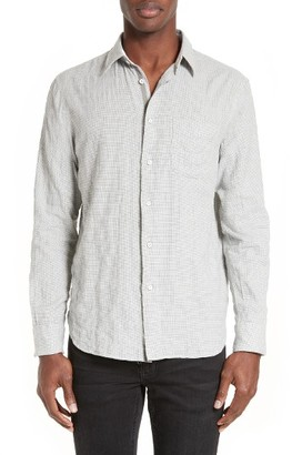 Men's Rag & Bone Beach Sport Shirt $225 thestylecure.com