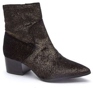 Matisse Dotty Pointed Toe Bootie