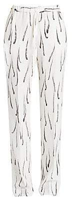 Dries Van Noten Women's Wide Leg Pants