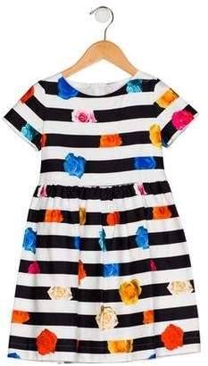 Aletta Girls' Stripe Dress