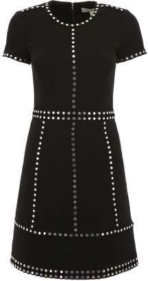 MICHAEL Michael Kors Mini Dress With Studs