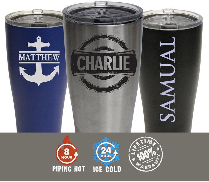 Etsy Stainless Steel Tumbler, SIC 20 oz Tumbler, SIC Cup, Personalized Stainless Steel Tumbler, Cold Cup,
