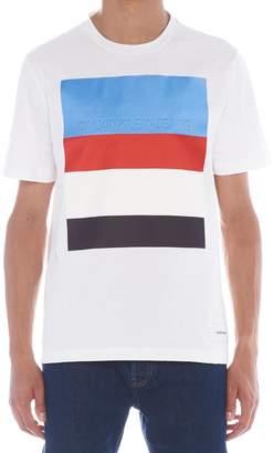 Calvin Klein Jeans 'satin Multi Stripes' T-shrit