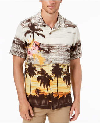Tommy Bahama Men's Sunset Serenade Camp Shirt