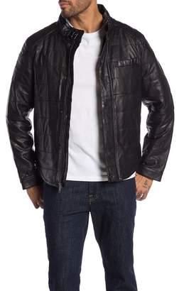 Jeremiah Ace Leather Jacket