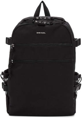 Diesel Black F-Urbhanity Backpack