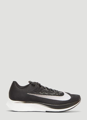 Nike Zoom Fly Running Sneakers in Black