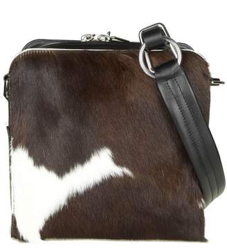 3.1 Phillip Lim Hudson Phillip Lim Bag In Leather Brown And Pony