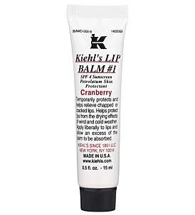 Kiehl's Lip Balm #1 - Cranberry