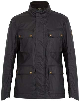 Belstaff Explorer cotton jacket