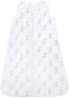 Aden Anais Aden By aden by aden + anais Elephants Muslin Wearable Zip Blanket