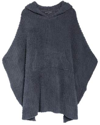 Barefoot Dreams R) CozyChic(R) Ribbed Hooded Poncho