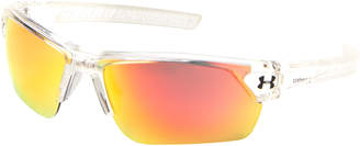 Under Armour Clear Igniter 2.0 Wrap Around Sunglasses