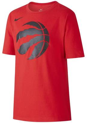 Nike Toronto Raptors Dry Older Kids'(Boys') NBA T-Shirt