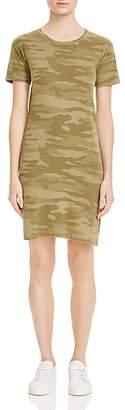 Current/Elliott Camo Tee Dress - 100% Exclusive $148 thestylecure.com