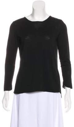 Ulla Johnson Long Sleeve Knit Tee
