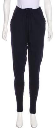 L.A.M.B. Wool-Blend High-Rise Pants