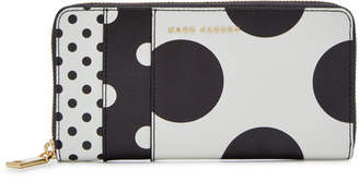 Marc Jacobs Standard Continental Printed Leather Wallet