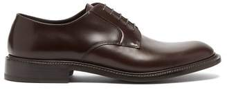 O'Keeffe Okeeffe - Felix Leather Derby Shoes - Mens - Brown