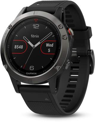 Garmin fenix(R) 5 Premium Multisport GPS Watch, 47mm