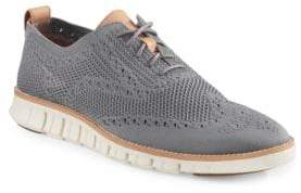 Cole Haan ZeroGrand Stitch Lite Knit Brogue Shoes