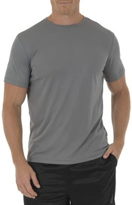 Athletic Works Big Men's Core Quick Dry Short Sleeve Tee