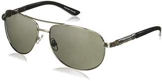 Foster Grant Sunday Drive Aviator Sunglasses