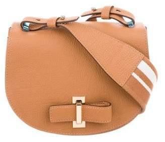 Delvaux Le Mutin Mini Saddle Bag