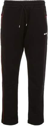 MSGM Joggers With Piping