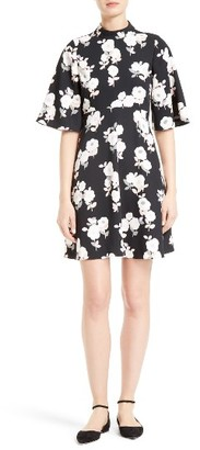 Women's Kate Spade New York Posy Floral Swing Dress $378 thestylecure.com