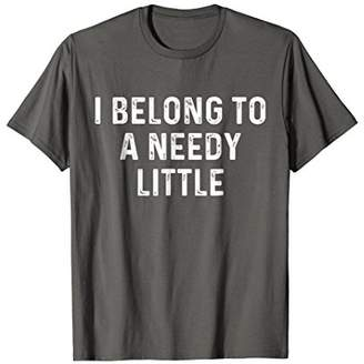 I Belong To A Little   Naughty DDLG Dom Kink Tee Shirt