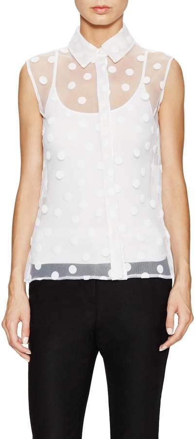 Ji Oh Women's Sleevess Top