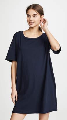 Stateside Textured Jersey Dress