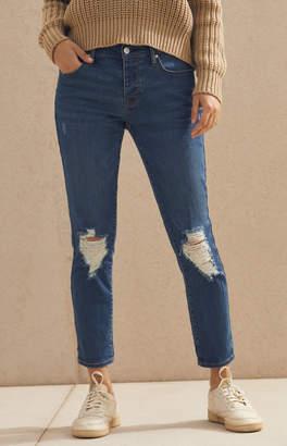Pacsun Easy Blue Boyfriend Jeans