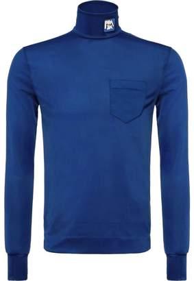 Prada slim-fit turtleneck jumper
