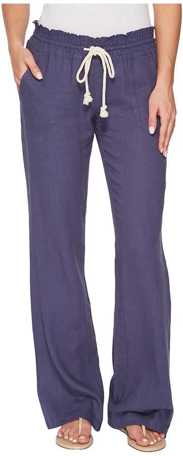Roxy - Oceanside Pants Women's Casual Pants
