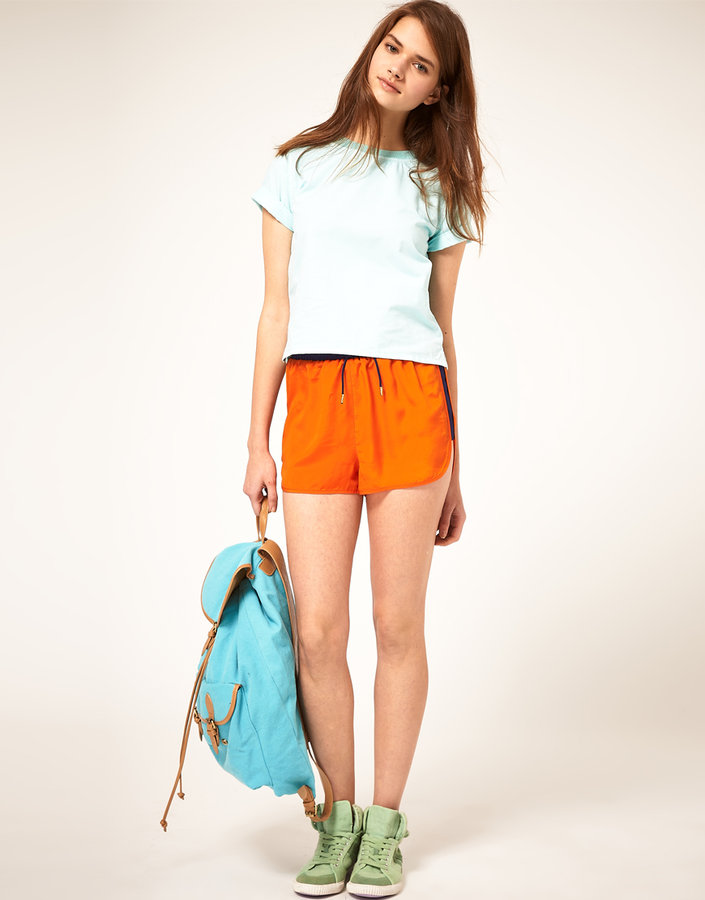 ASOS Shorts with sporty Detailing