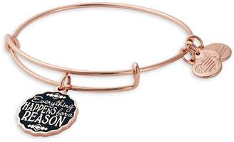 Alex and Ani Everything Happens For A Reason Charm Bangle Bracelet