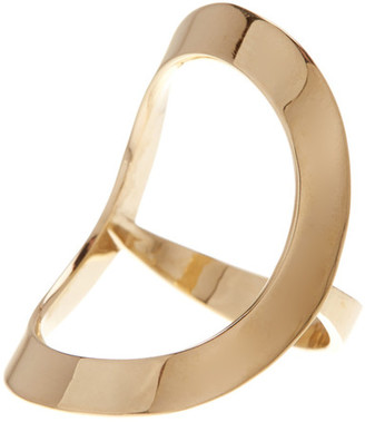 Lana Jewelry 14K Yellow Gold Glam Ring $1,245 thestylecure.com