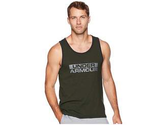 Under Armour Sportstyle Cotton Tank Top Men's Sleeveless