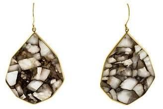 Ippolita 18K Bronze Calcite Drop Earrings