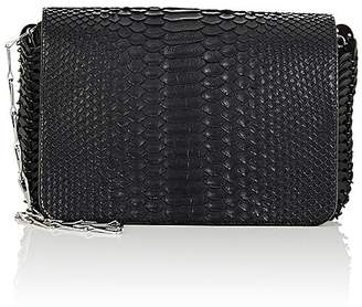 Paco Rabanne Women's Python 14#01 Chain-Mail Small Shoulder Bag